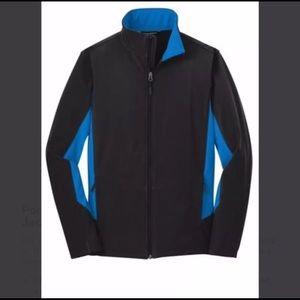 Men's Port Authority Core Colorblock Jacket Small